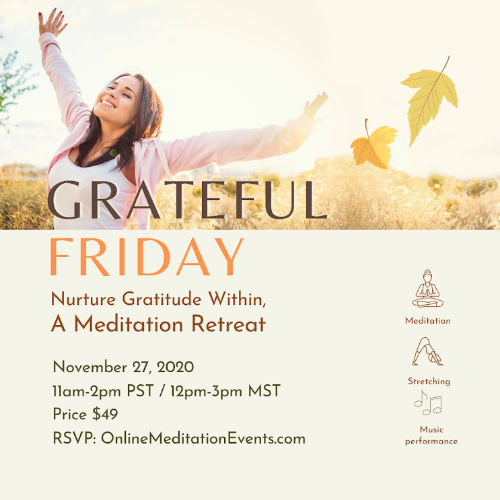 Grateful Friday
