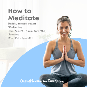 HOW TO MEDITATE GUIDED MEDITATION